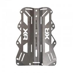 BACKPLATE STEEL 3MM - XR LINE